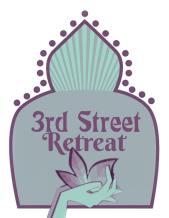 3rd Street Retreat Logo