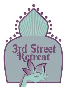 3rd Street Retreat Logo